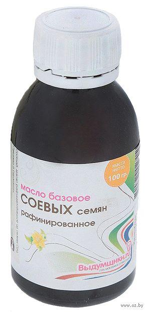 """Масло рафинированное """"Соевых семян"""" (100 мл)"""
