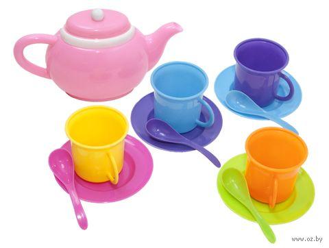 Набор детской посуды (арт. 314) — фото, картинка
