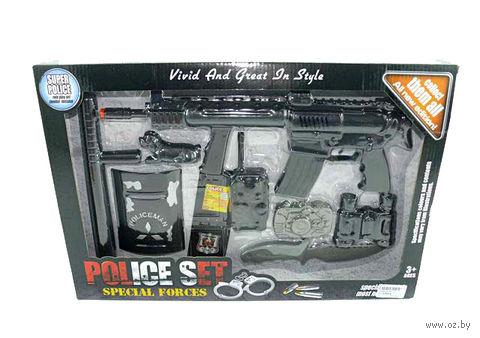 """Игровой набор """"Полицейский"""" (арт. PE-01) — фото, картинка"""