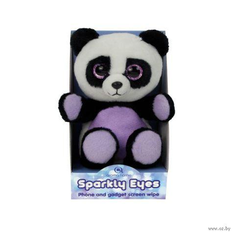 """Протиратель экрана """"Sparkly Eyes. Панда"""""""
