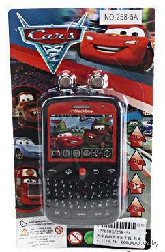 """Музыкальная игрушка """"Телефон. Тачки"""" (арт. 258-5A)"""