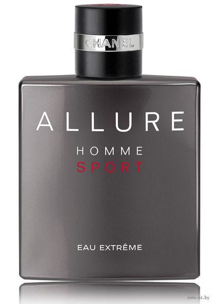 """Туалетная вода для мужчин Chanel """"Allure Sport eau Extreme"""" (150 мл)"""