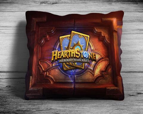"""Подушка """"Heartstone"""" (арт. 3; 28х28 см) — фото, картинка"""