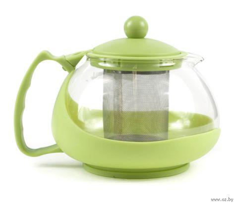 Чайник заварочный (0,75 л; арт. DHA322S) — фото, картинка