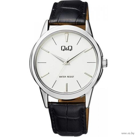 Часы наручные (чёрные; арт. Q860J311) — фото, картинка