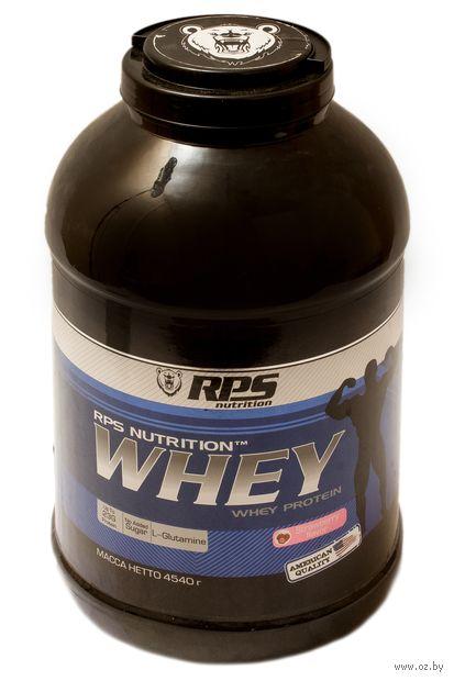 "Протеин ""Whey Protein"" (4540 г; клубника) — фото, картинка"