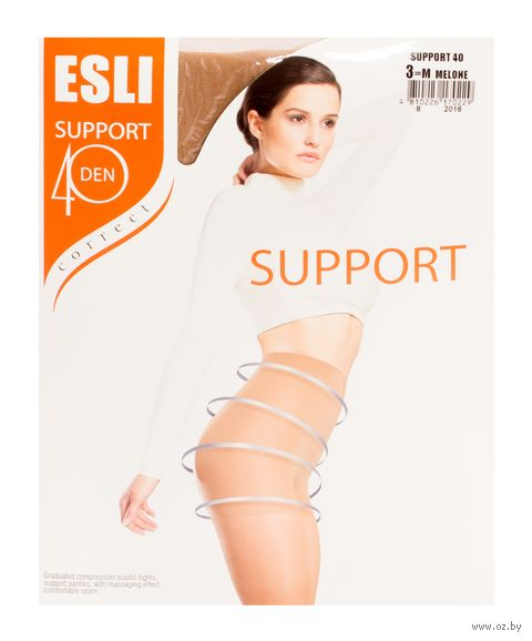 "Колготки женские ""Support 16С-36СПЕ"" — фото, картинка"