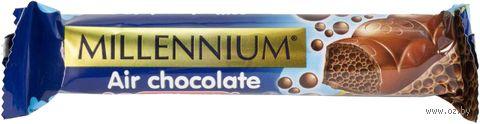 """Шоколад молочный """"Millennium"""" (32 г) — фото, картинка"""