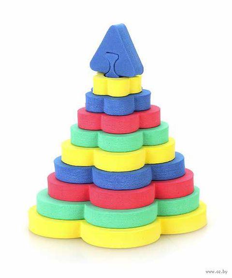 """Пирамидка """"Цветок"""""""