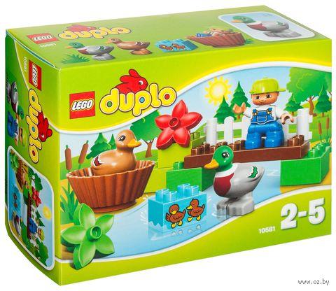 """LEGO Duplo """"Уточки в лесу"""""""