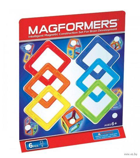 """Конструктор магнитный """"Magformers"""" (6 деталей)"""