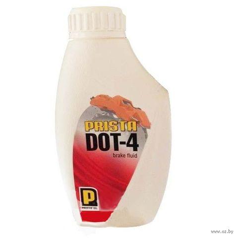 """Тормозная жидкость Prista """"DOT 4"""" (0,475 л) — фото, картинка"""