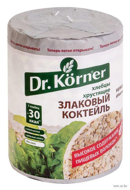 """Хлебцы мультизлаковые """"Dr. Korner"""" (100 г) — фото, картинка"""