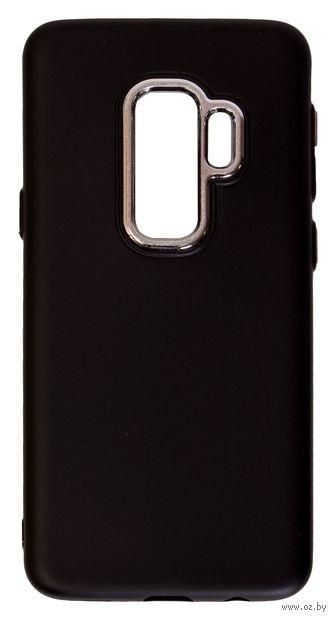 Чехол Biggo для Samsung S9 (черный) — фото, картинка