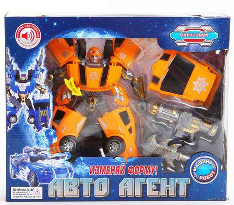 """Робот-трансформер """"АвтоАгент"""" (арт. Б55985)"""