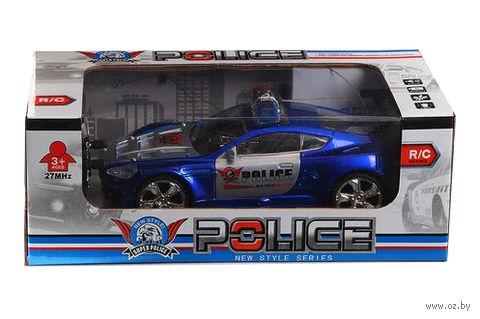 """Автомобиль на радиоуправлении """"Полиция"""" (арт. 6688-311)"""
