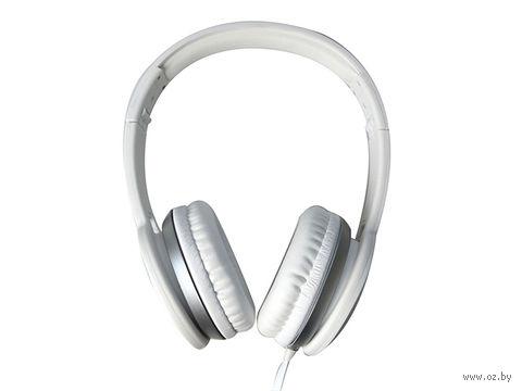 Гарнитура Maxell HP201 Super Style (белая) — фото, картинка