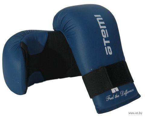 Накладки для карате LTB19202 (XL; синие) — фото, картинка