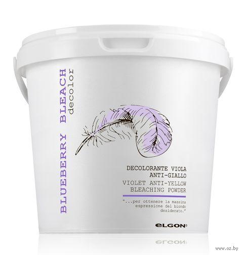 """Порошок-осветлитель для волос """"Blueberry Bleach"""" (500 г) — фото, картинка"""