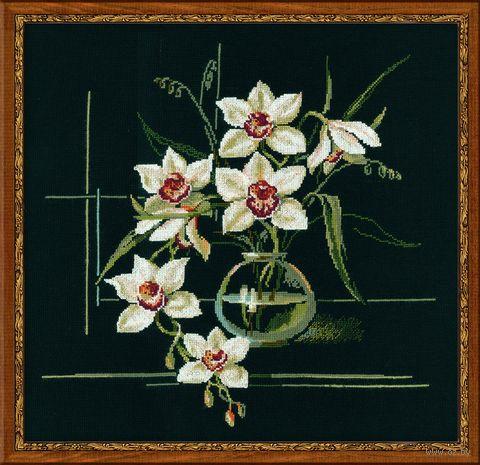 """Вышивка крестом """"Орхидеи"""" (арт. 941)"""