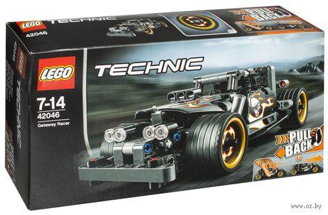 """LEGO Technic """"Гоночный автомобиль для побега"""""""