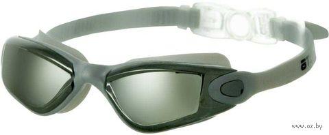 Очки для плавания (серые; арт. N9801) — фото, картинка