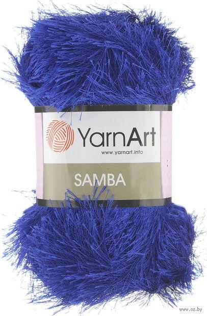 """Пряжа """"YarnArt. Samba №2032"""" (100 г; 150 м; василёк) — фото, картинка"""