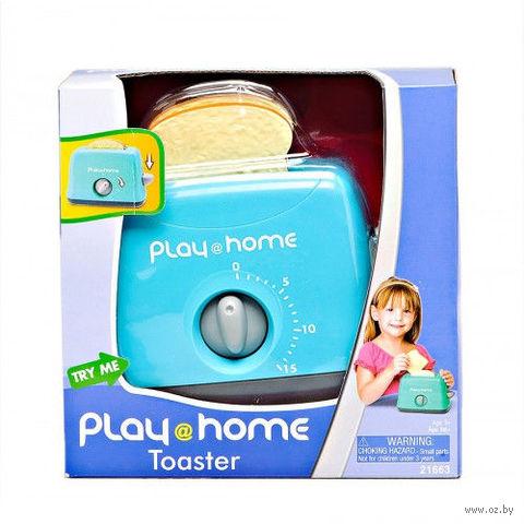 """Игровой набор """"Тостер"""" (со световыми и звуковыми эффектами)"""