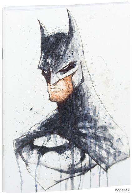 """Блокнот белый """"Бэтмен"""" А5 (699)"""