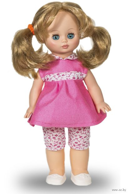 """Музыкальная кукла """"Жанна"""" (34 см; арт. В2601/о)"""