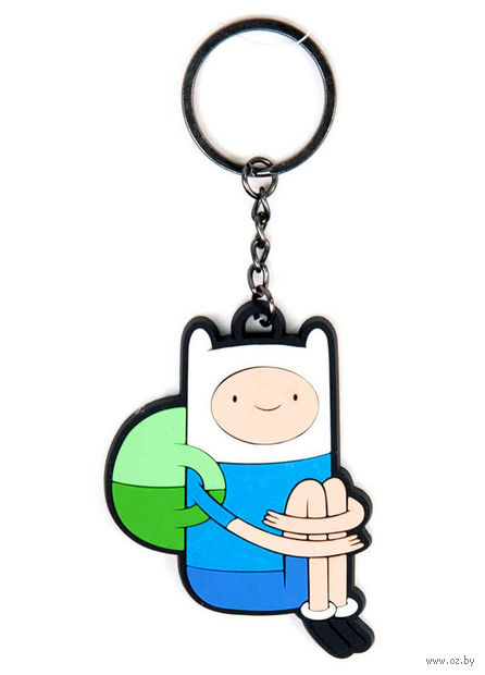 Брелок. Adventure Time. Finn