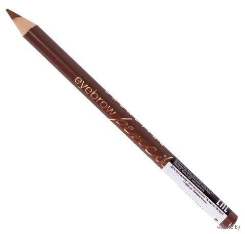"Карандаш для бровей ""Eyebrow pencil"" тон: коричневый — фото, картинка"