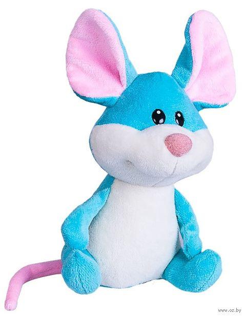 """Мягкая игрушка """"Мышонок Ушастя"""" (20 см) — фото, картинка"""