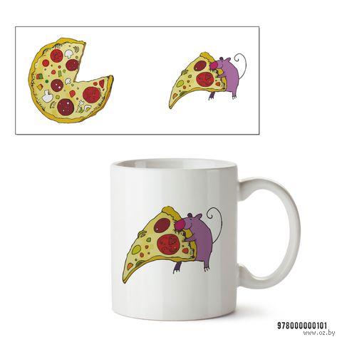 """Кружка """"Пицца"""""""