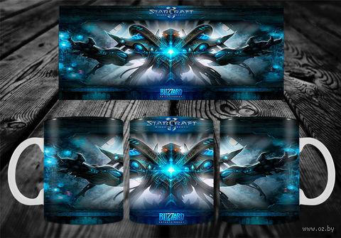 "Кружка ""StarCraft"" (арт. 3) — фото, картинка"