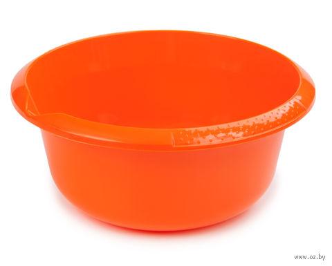 Миска (2,5 л; мандарин) — фото, картинка