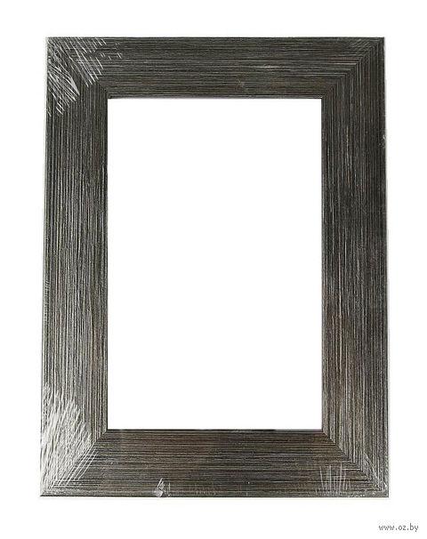 Рамка деревянная со стеклом (13х18 см; арт. К1309-055) — фото, картинка