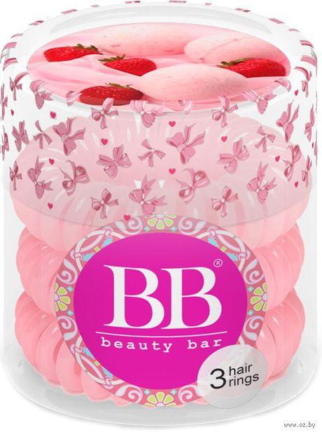 """Резинка для волос """"Beauty Bar"""" (3 шт, арт. 820046) — фото, картинка"""