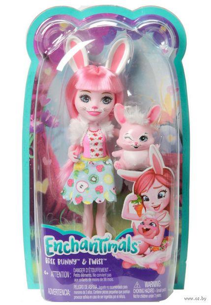 """Кукла """"Enchantimals. Бри Кроля и Твист"""" — фото, картинка"""