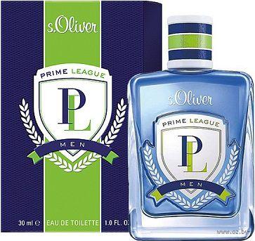 """Туалетная вода для мужчин """"s.Oliver Prime League Men"""" (30 мл)"""