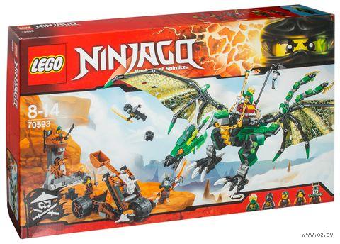 "LEGO Ninjago ""Зеленый Дракон"""
