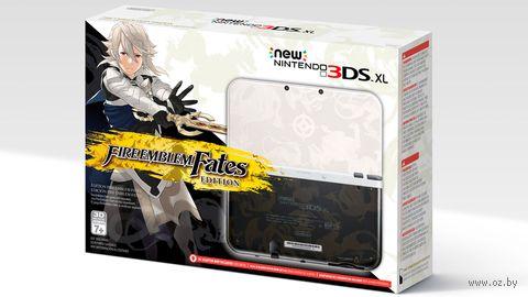 Игровая приставка New Nintendo 3DS XL Fire Emblem Fates. Ограниченное издание (РСТ)