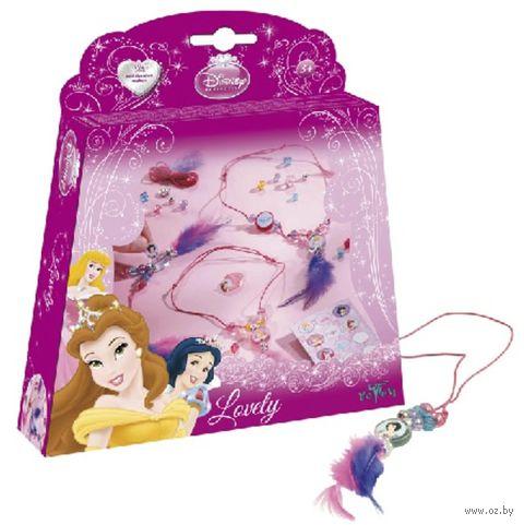 """Набор для изготовления украшений """"Любимая принцесса Дисней"""" — фото, картинка"""
