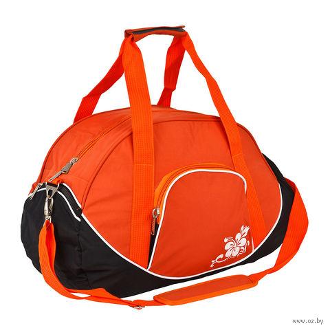 Сумка спортивная 5988 (39 л; оранжевая) — фото, картинка