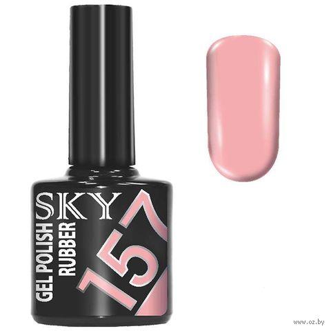 """Гель-лак для ногтей """"Sky"""" тон: 157 — фото, картинка"""