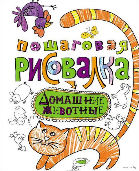 Пошаговая рисовалка. Домашние животные