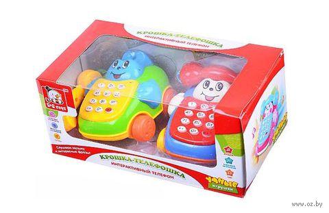 """Набор музыкальных игрушек """"Крошка-Телефошка"""""""