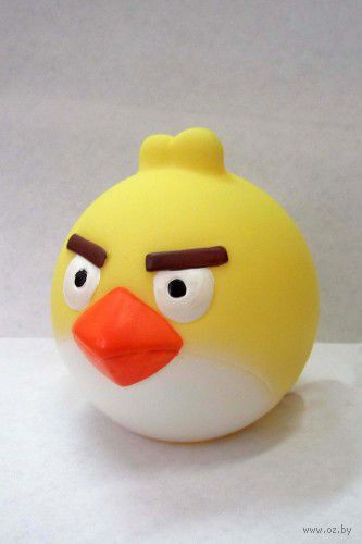 "Игрушка для купания ""Птица Чак"" — фото, картинка"