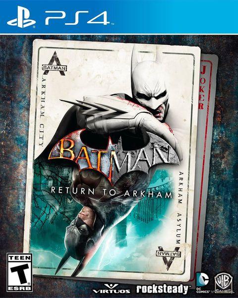 Batman: Return to Arkham (PS4)