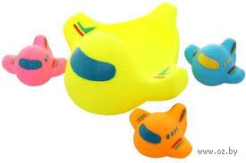 """Набор игрушек для купания """"Самолетики"""" (4 шт)"""